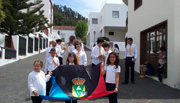 Banda Municipal de Música de Fuecaliente. De Banda a Banda. 11 junio 2016