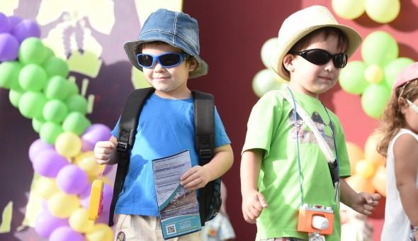 Foto: Festival Infantil 2015.