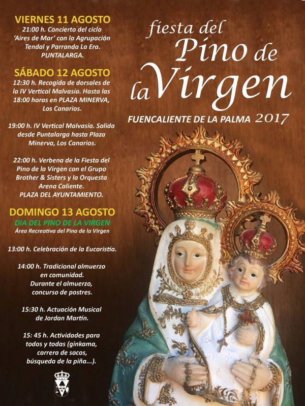 Fiesta del Pino Cartel 2017