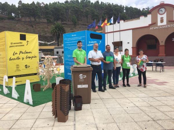 Recogida de residuos organicos