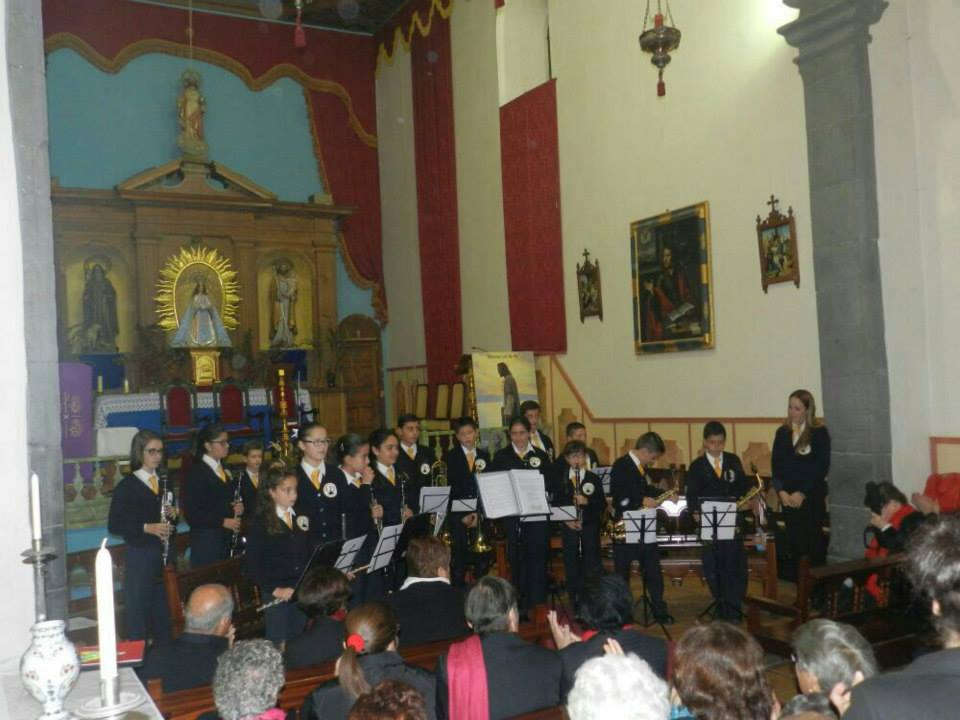 Concierto Banda de Música