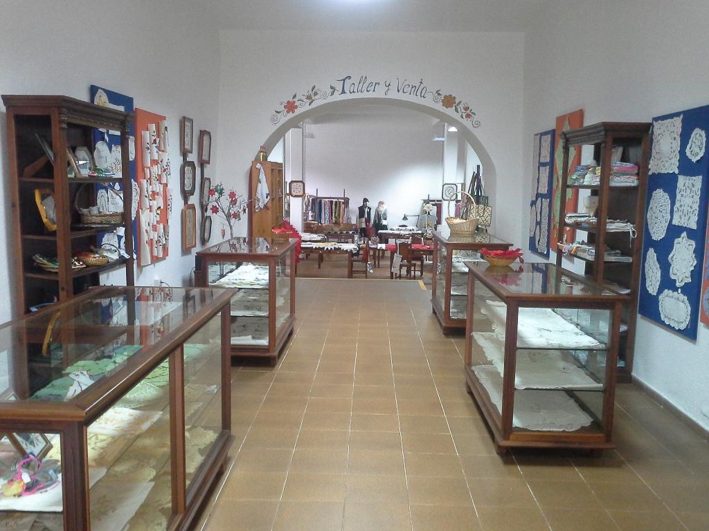 Lugar Centro de Artesania Artesol