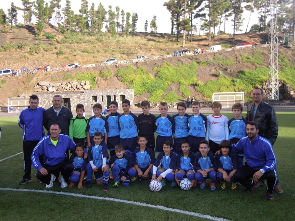 Fútbol Alevín Fuencaliente