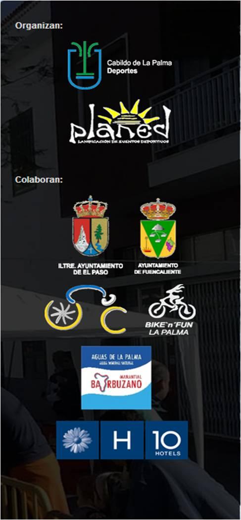 X Bike La Palma