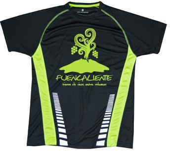 Camiseta Tec-Fuencaliente