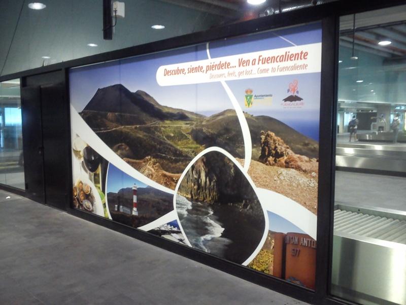 promocion turistica aeropuerto