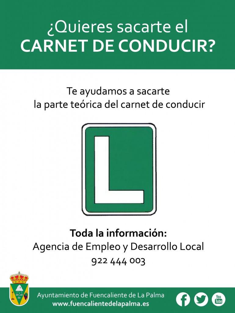 carnet de conducir formacion aedl junio 2016