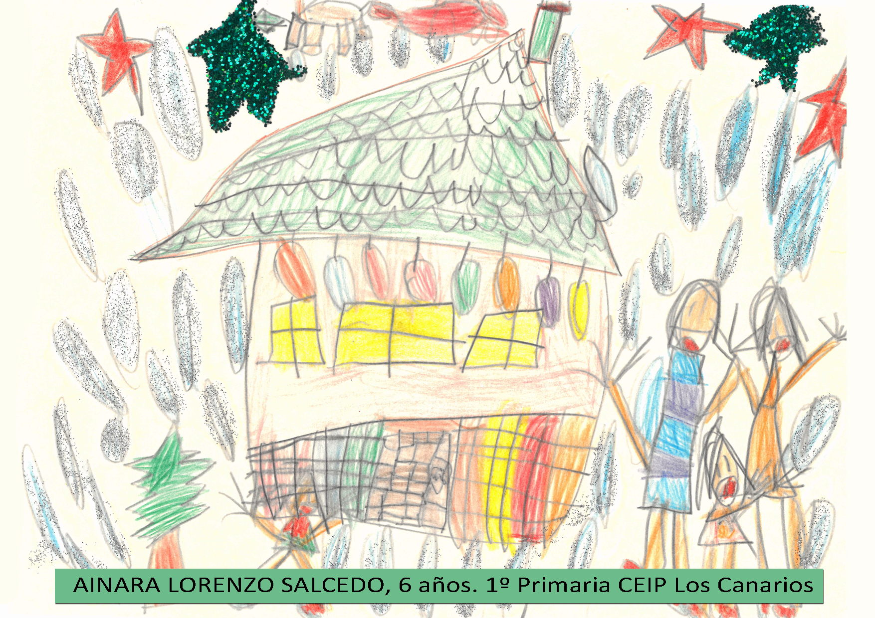Tarjeta Navidad 2017 - 1