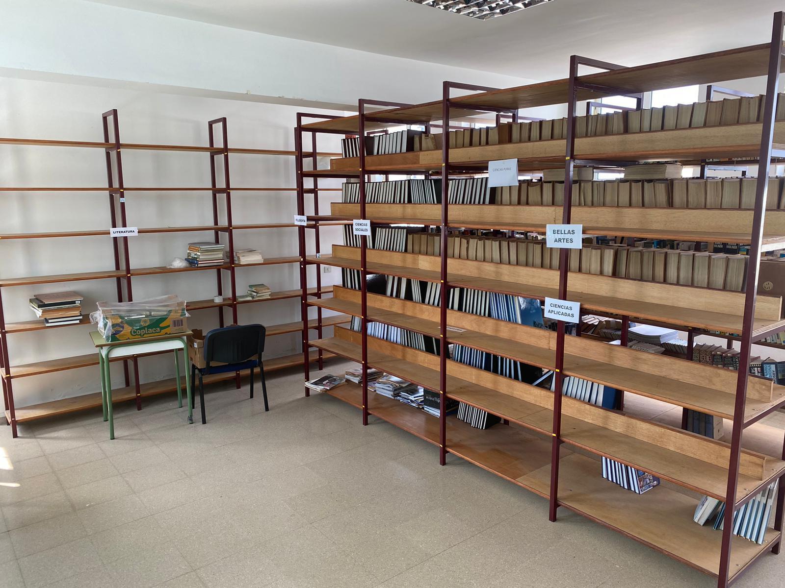 Biblioteca Municipal Fuencaliente